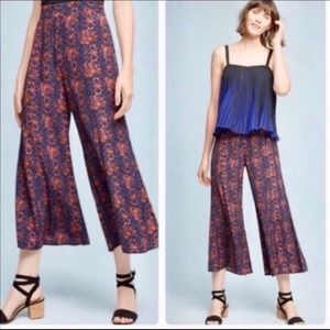 Elevenses Cropped Wide Leg Pant